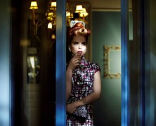 I am a singer / actress / performer. I am Paloma Faith.